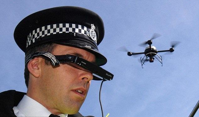 Uk drone