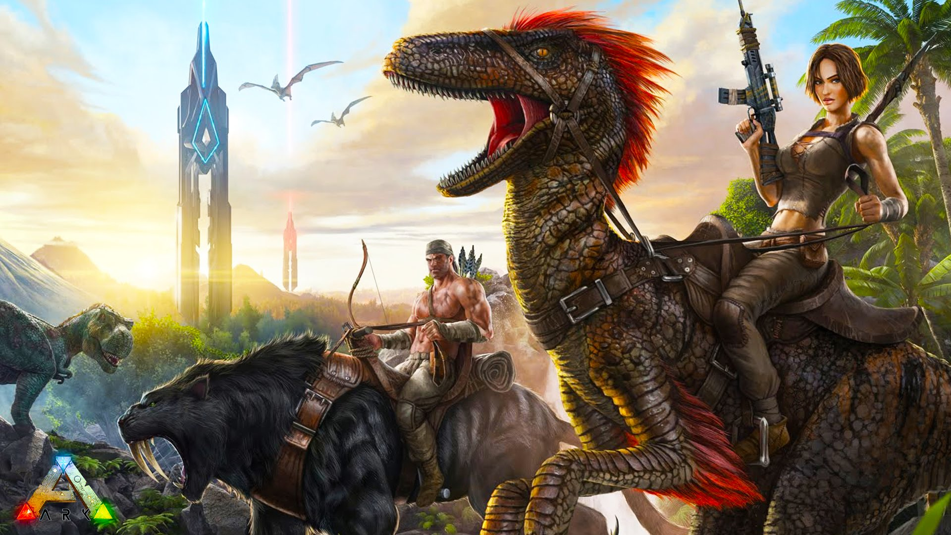 ark survival evolved wymagania