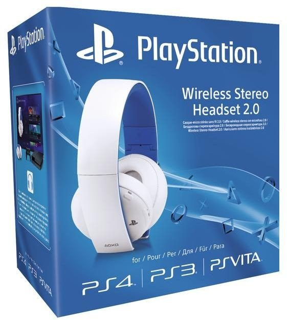 Headset Playstation 4