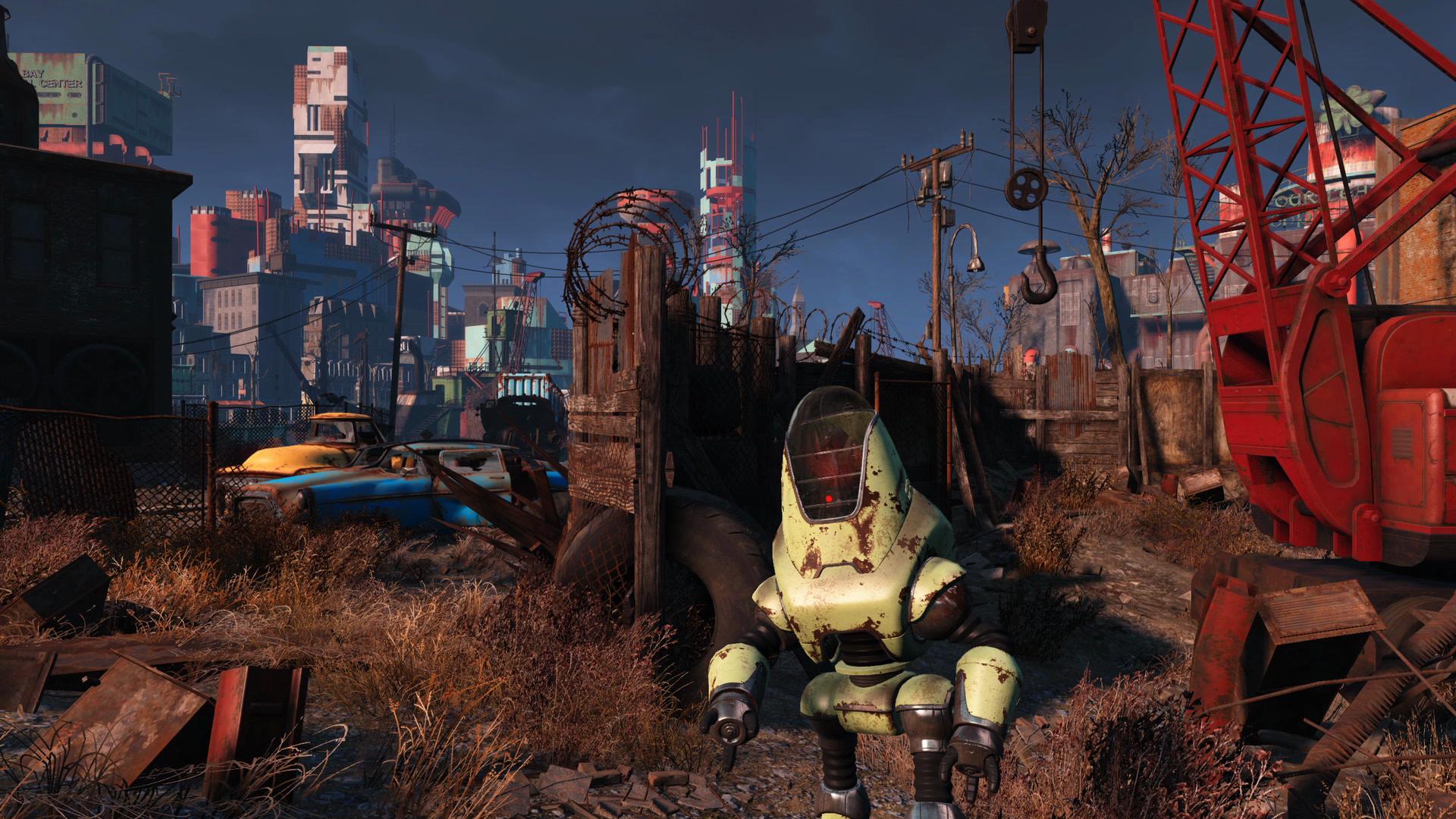 Fallout 4 gra