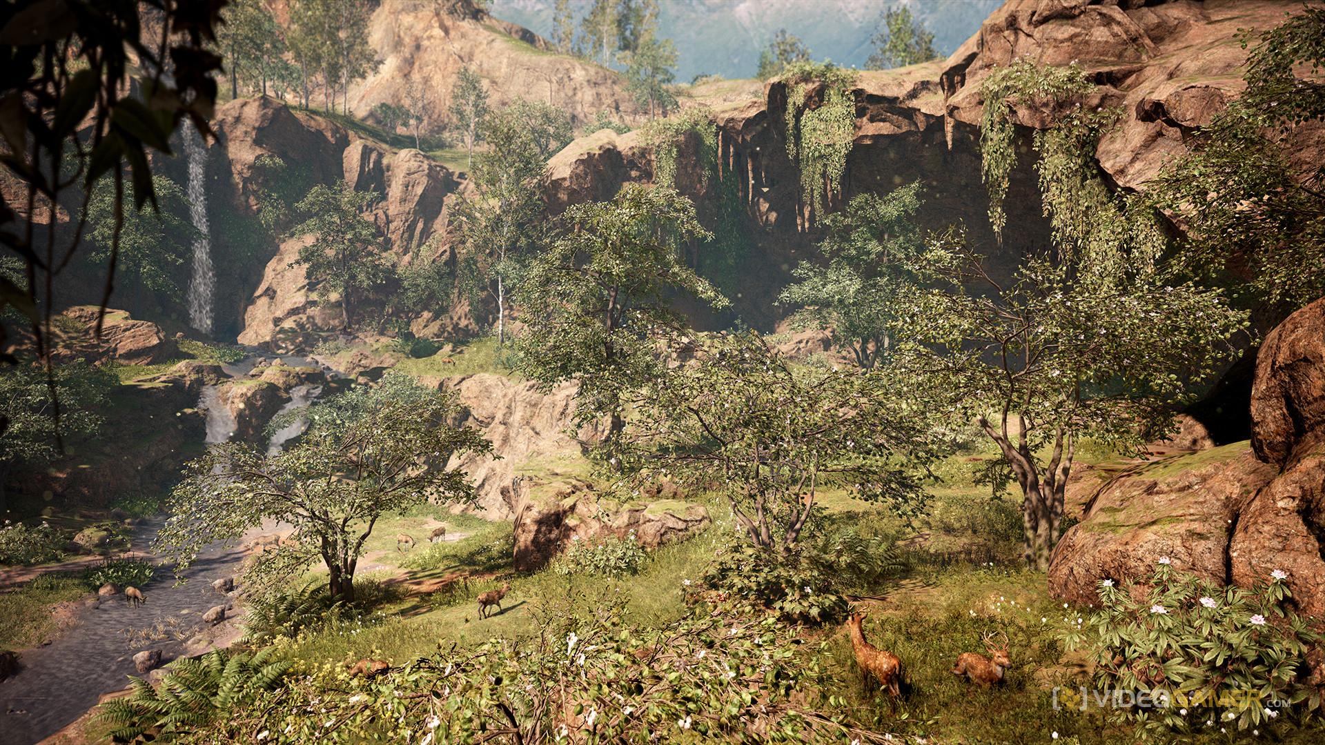Far Cry Primal gra
