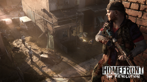 Homefront The Revolution screen