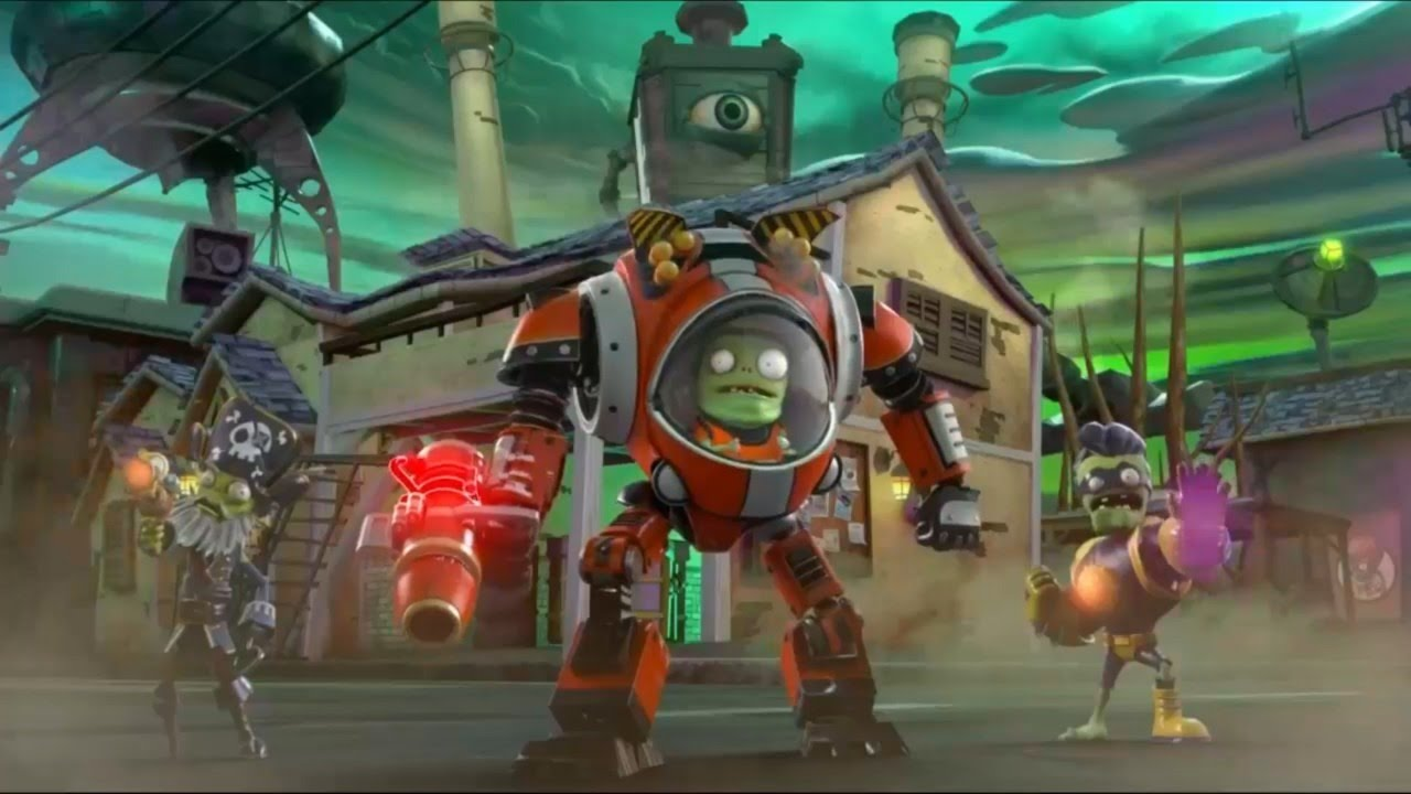 Plants vs Zombies Garden Warfare 2 screen