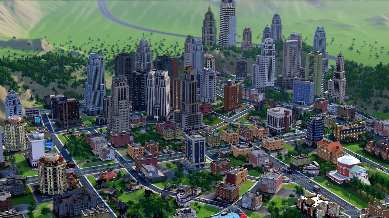 SimCity gra