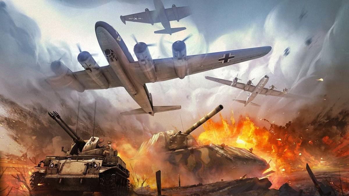 War Thunder wymagania