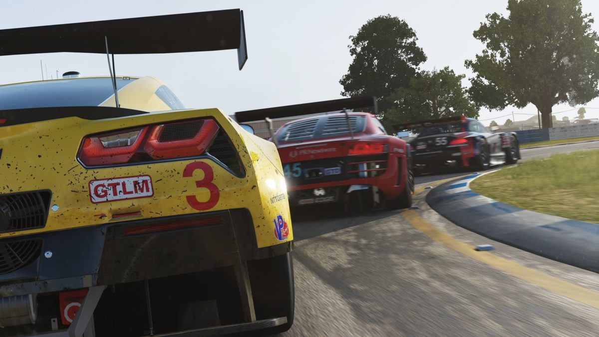 Forza Motorsport 6 Apex wymagania