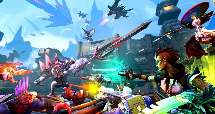 Battleborn otwarta beta