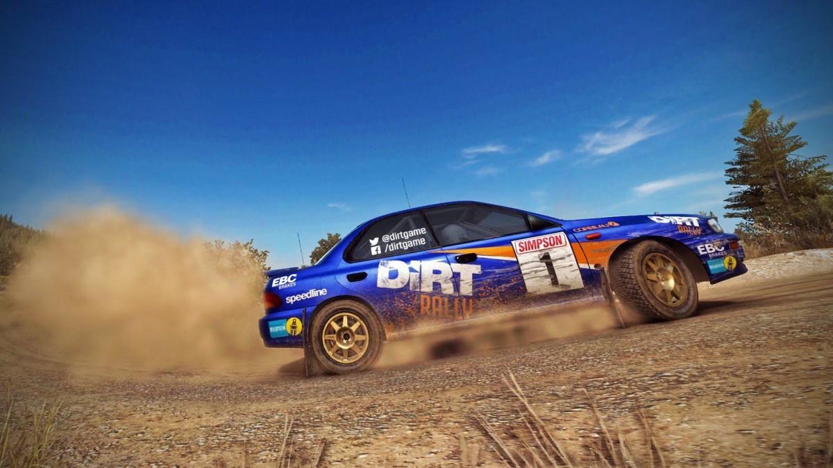 dirt rally error 41