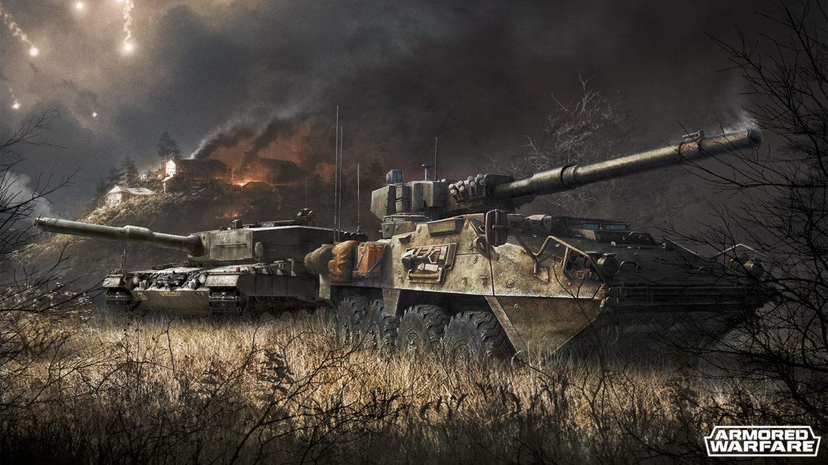 Armored Warfare wymagania