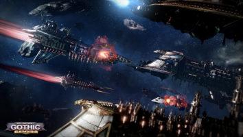 Battlefleet Gothic Armada wymagania