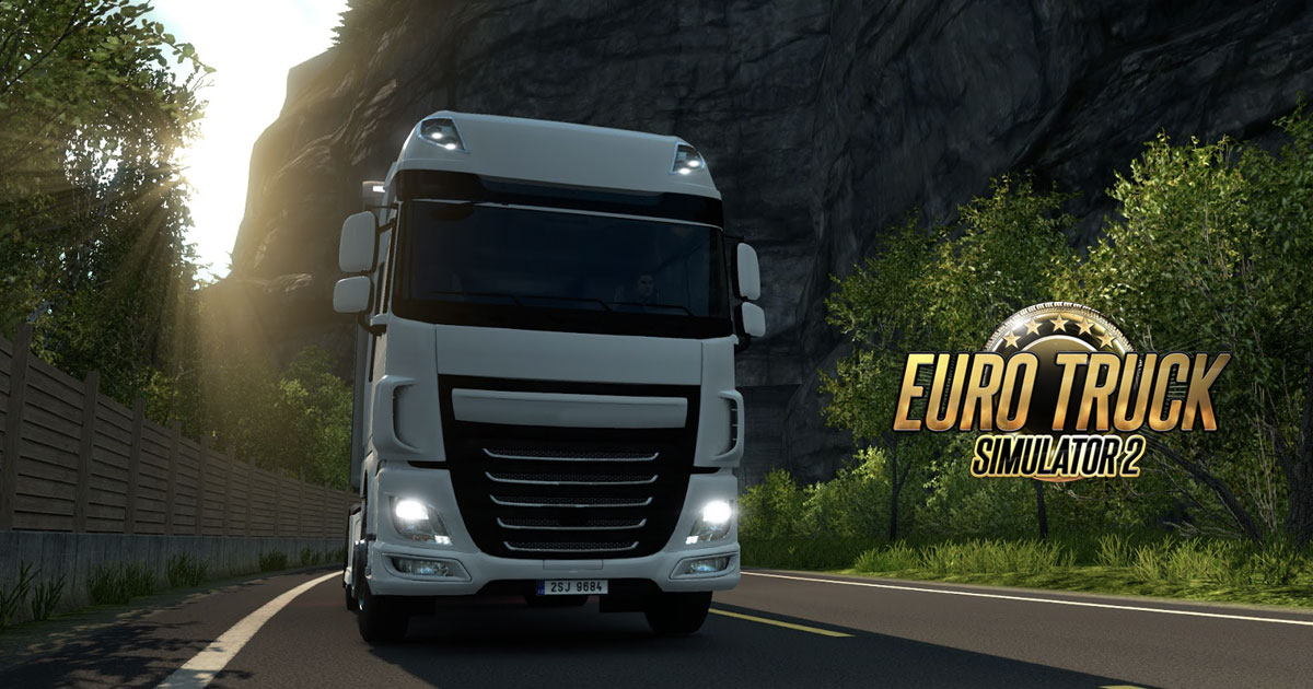 truck simulator setup