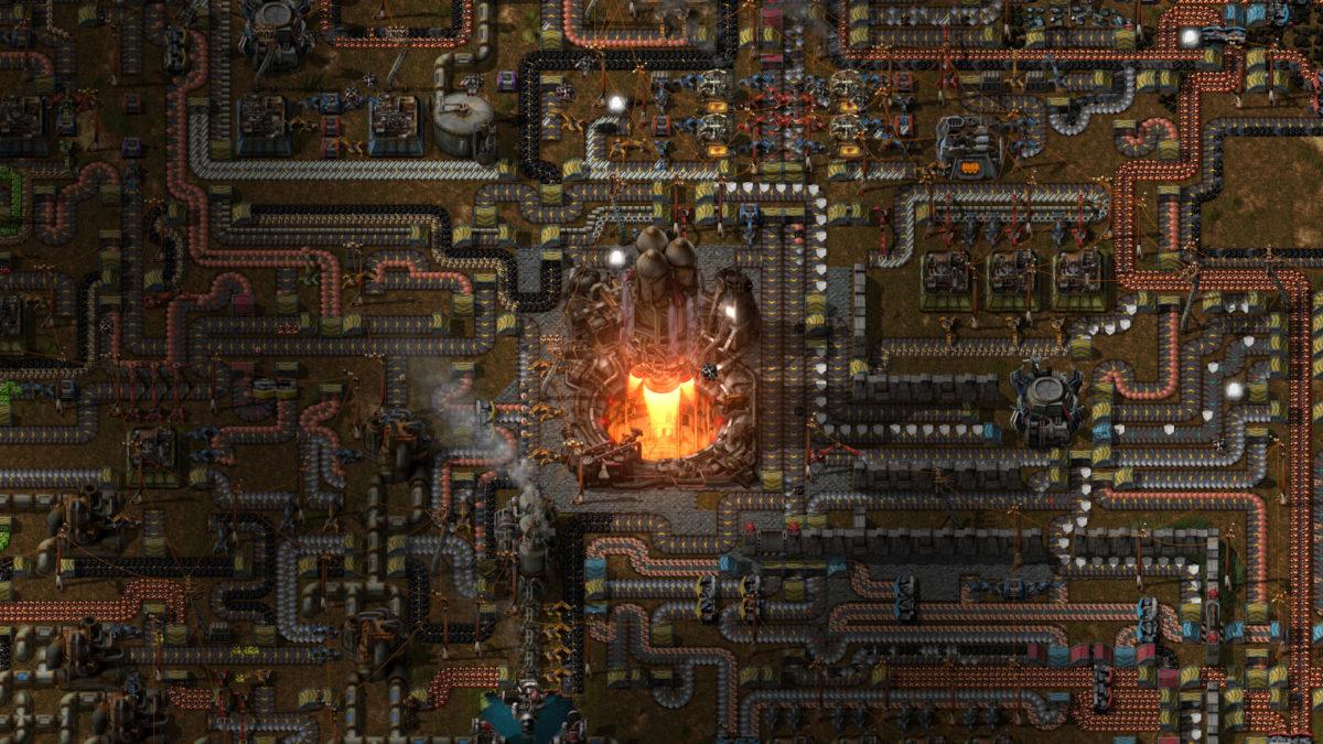 Factorio wymagania