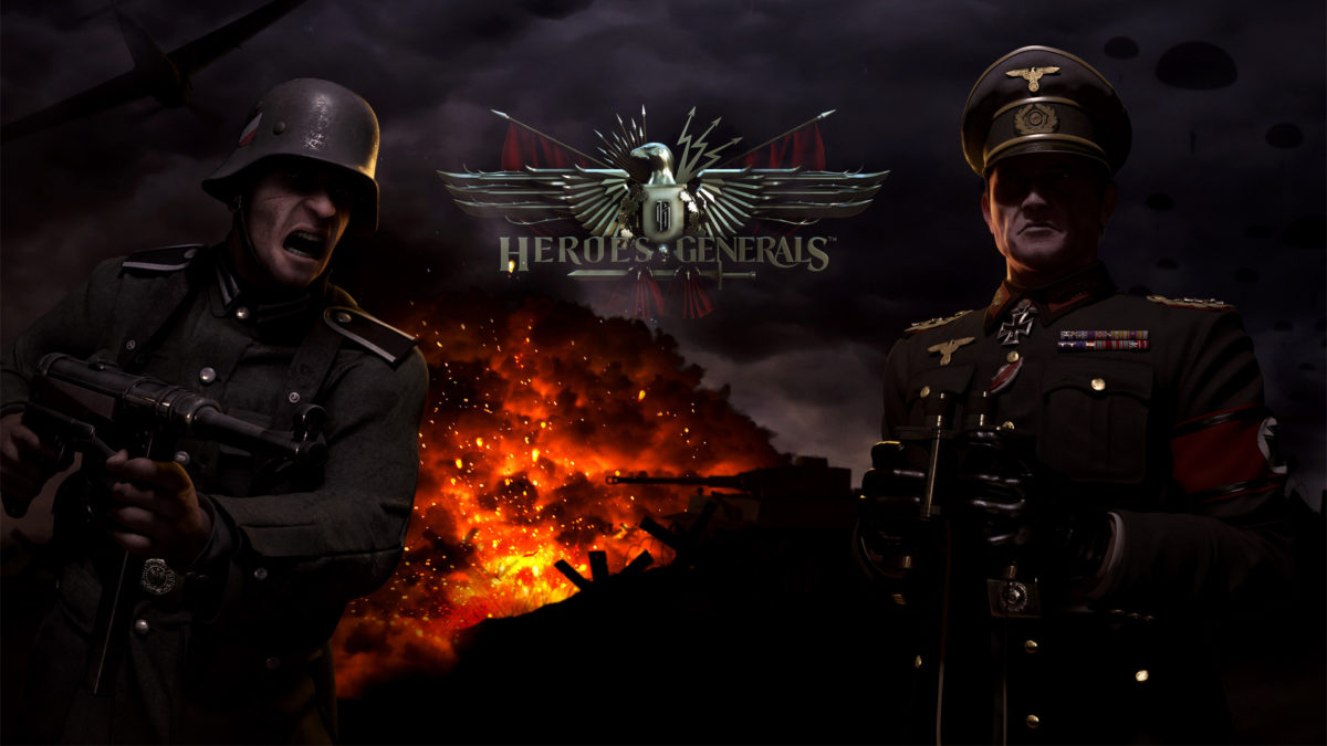 Heroes and Generals wymagania