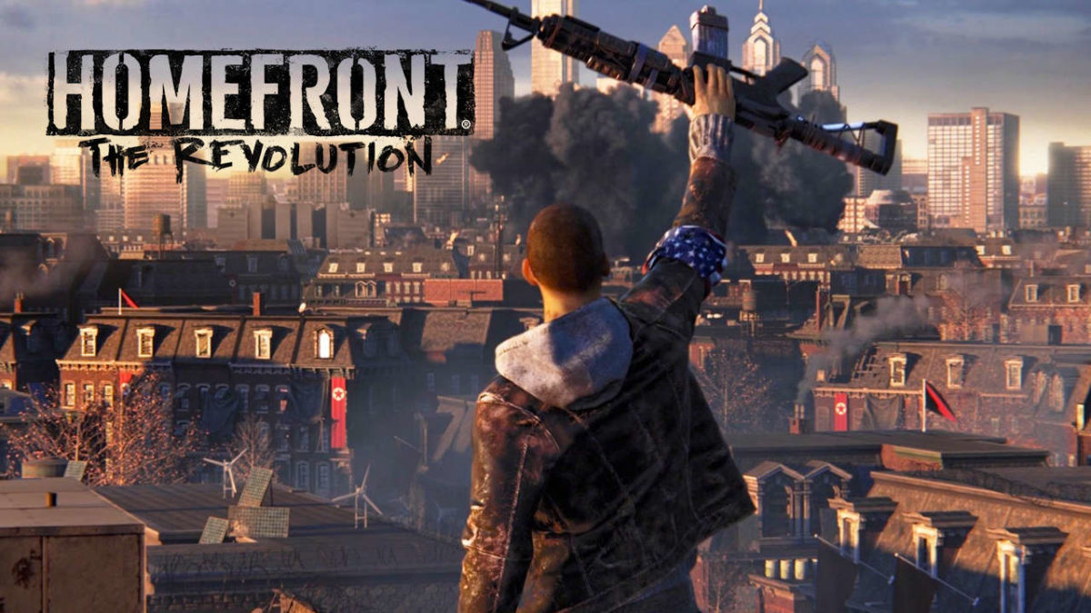 Homefront The Revolution wymagania