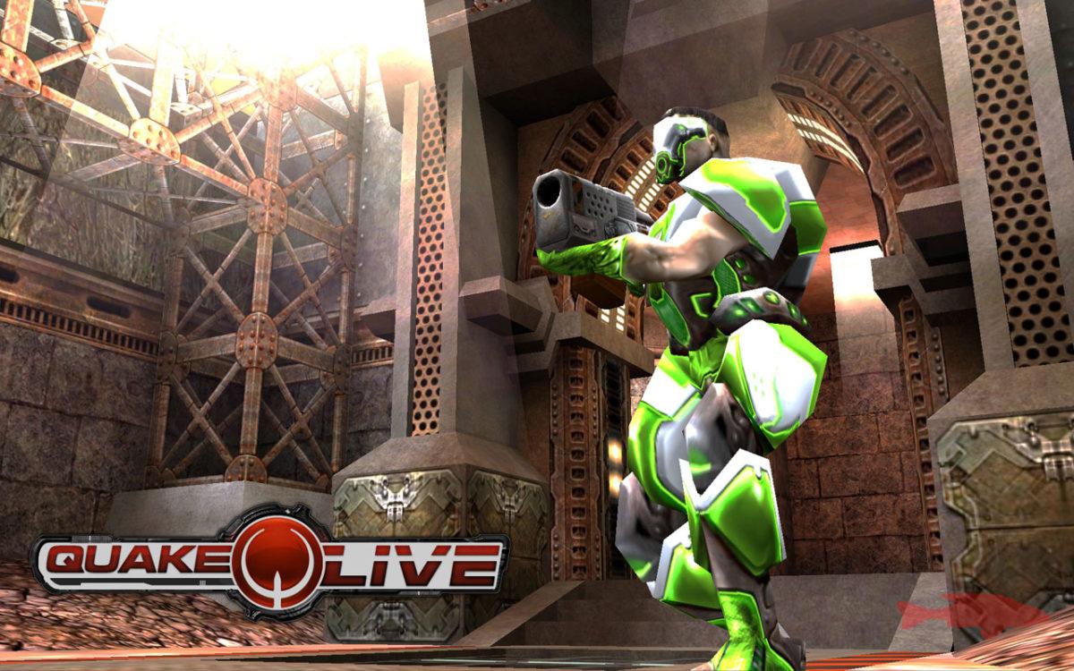 Quake Live wymagania