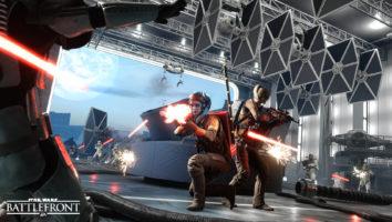 karta graficzna do Star Wars: Battlefront