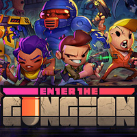 Enter the Gungeon okładka