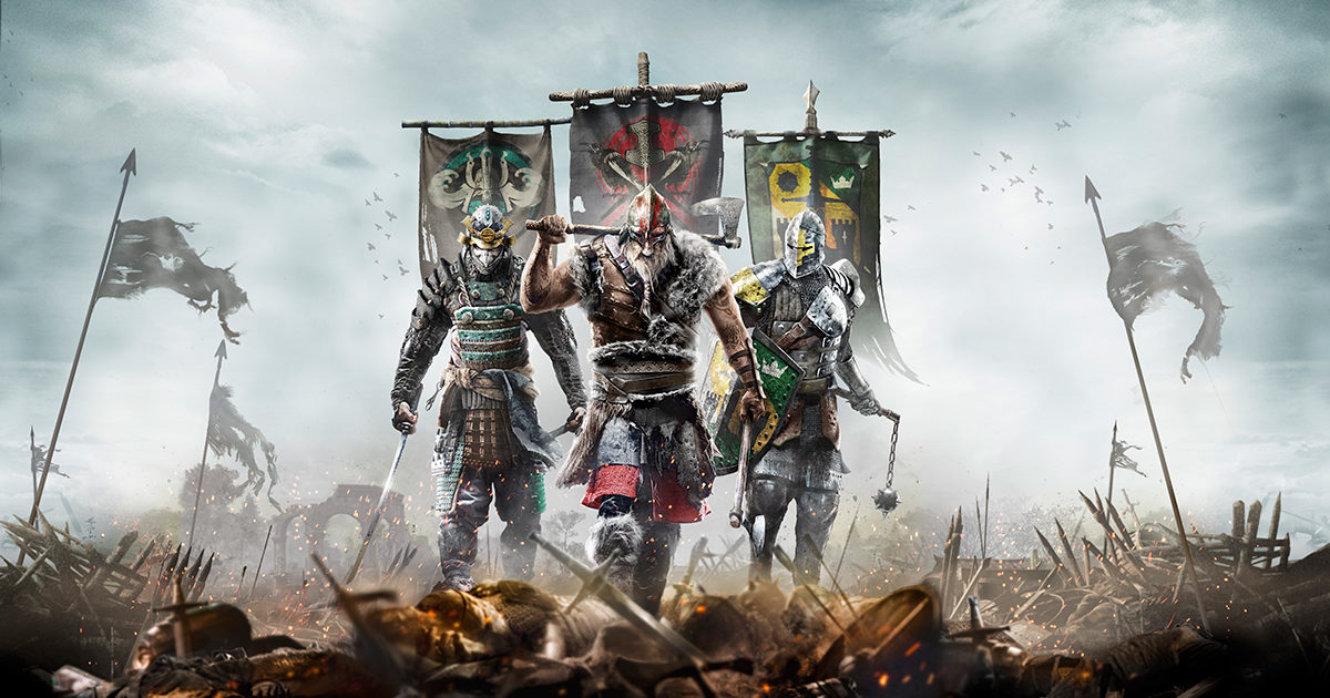 For Honor wymagania