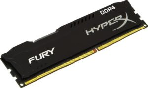 Fury 8GB DDR4