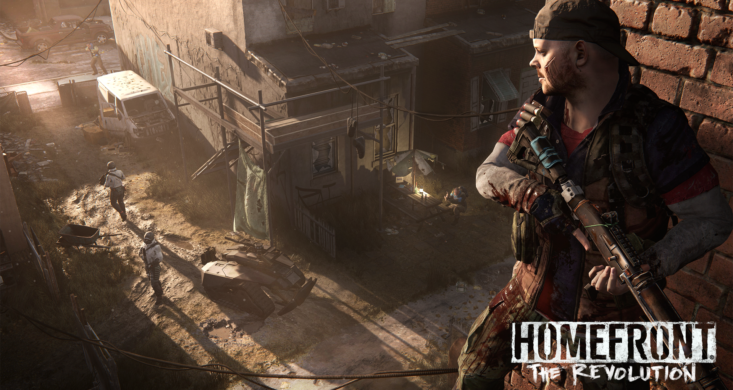 Homefront The Revolution problemy
