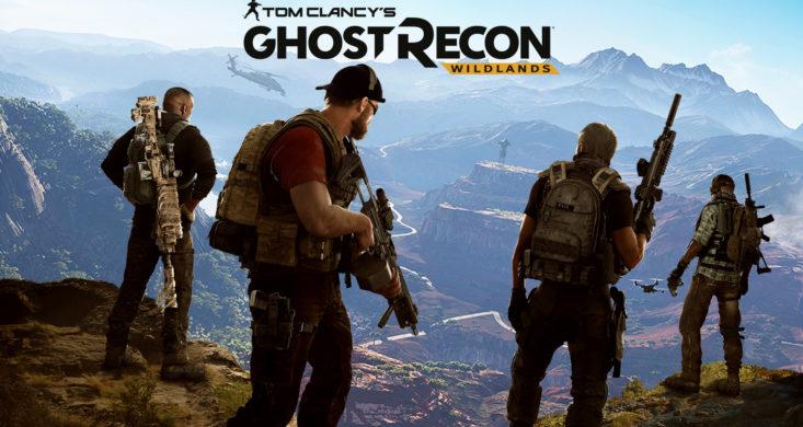 Ghost Recon Wildlands wymagania