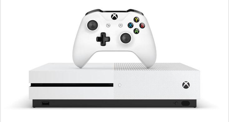 Xbox One S specyfikacja