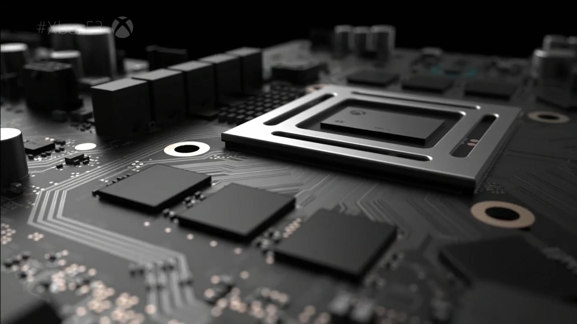 Xbox Scorpio konsola