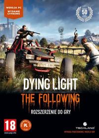 dying light the following okładka