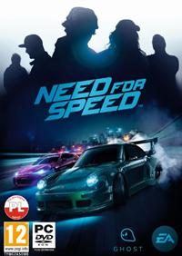 need for speed okładka