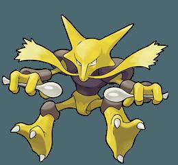 Pokemon Go Alakazam