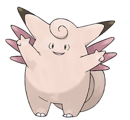 Pokemon GO Clefable