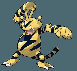 Pokemon Go Electabuzz