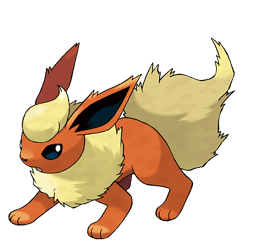 Pokemon Go Flareon