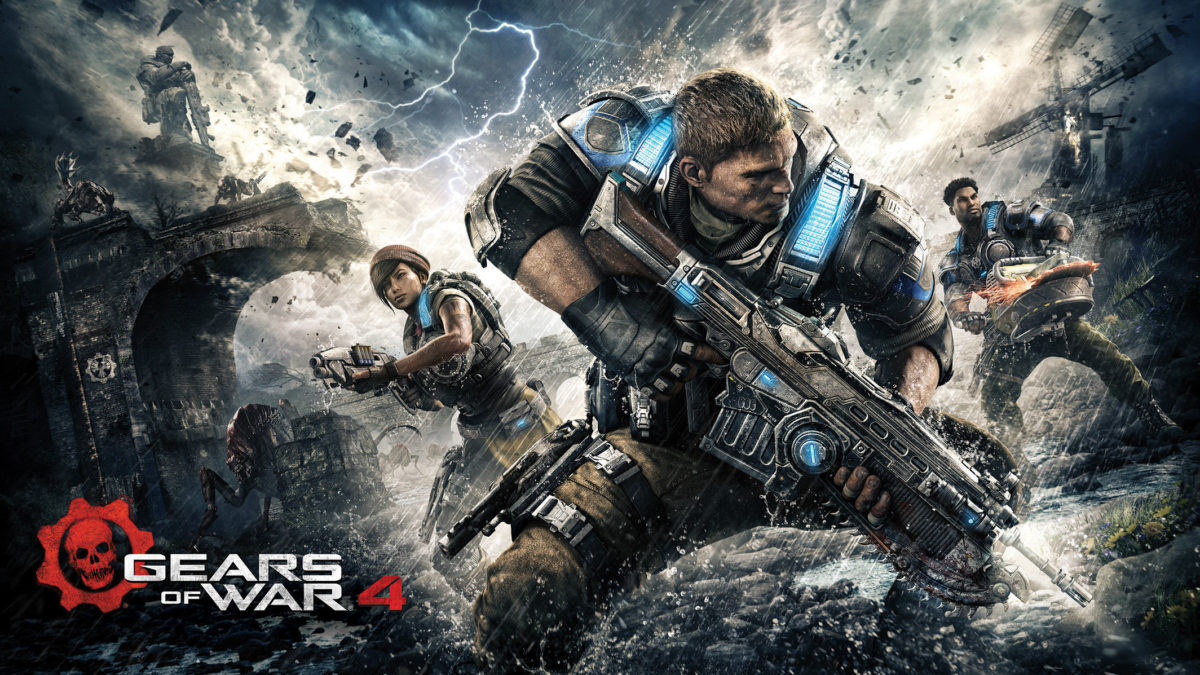 Gears of War 4 wymagania