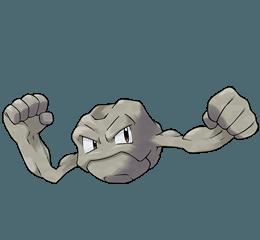 Pokemon Go Geodude