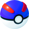 pokemon go Great Ball