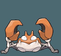 Pokemon Go Krabby