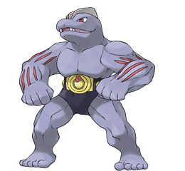 Pokemon Go Machoke