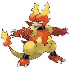Pokemon GO Magmar