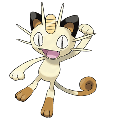 Pokemon Go Meowth
