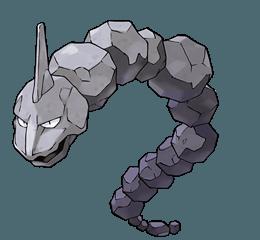 Pokemon Go Onix