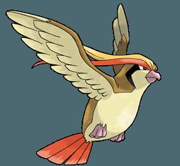 Pokemon Go Pidgeot
