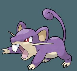 Pokemon Go Rattata