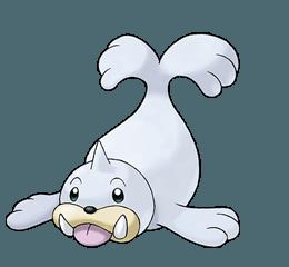 Pokemon Go Seel
