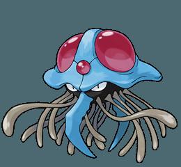 Pokemon Go Tentacruel
