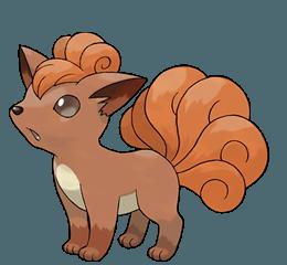 Pokemon Go Vulpix