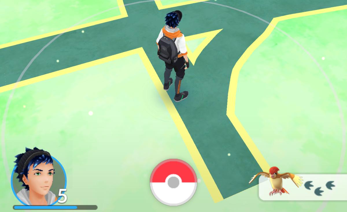 pokemon go śledzenie