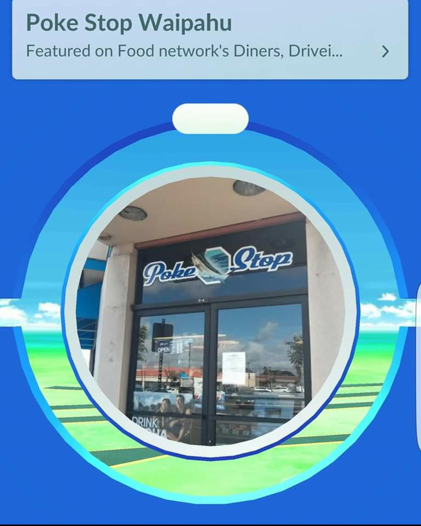 pokemon go pokestop w świecie