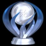 Playstation 4 platynowe trofeum