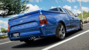 Ford FPV Limited Edition Pursuit UTE